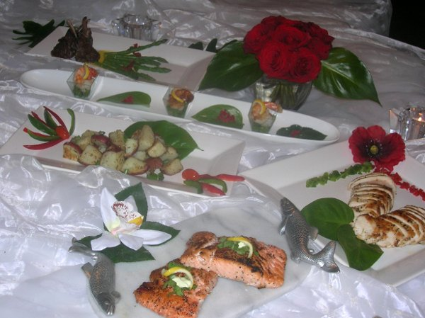 photo 3 of TUXEDO CATERERS~EVENT PLANNERS,LLC