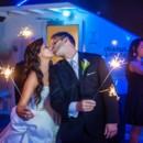 130x130 sq 1456846180071 jen  dimetri kissing with sparklers top deck atlan
