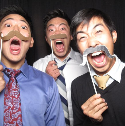 Rock the Booth - Michigan Wedding Photo Booth Service
