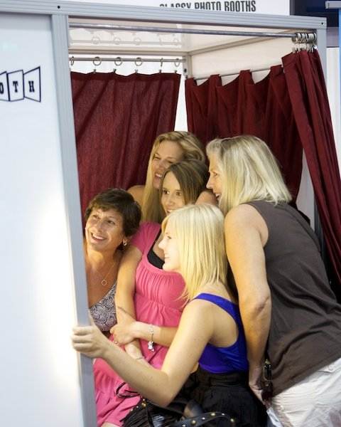 photo 11 of Classy Photo Booths