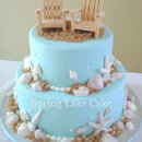 130x130 sq 1298239557546 seashellweddingcake035watermark