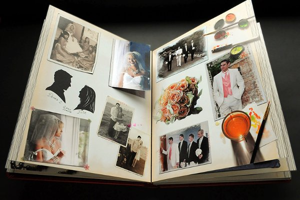 photo 2 of Fairy Wedding Album - Voznarski
