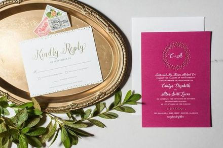 Birmingham Wedding Invitations Reviews for 20 Invitations