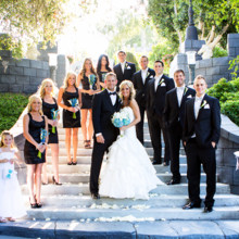 220x220 sq 1501978480340 chris britney steps bridal party mike lewis