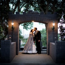220x220 sq 1501980040399 jillian dan cape kiss twilight arch