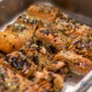 130x130 sq 1418154634966 citrus glazed salmon