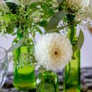130x130 sq 1418154745078 green vase jar flower centerpieces