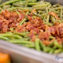 130x130 sq 1418155349055 nov tasting sweet  sour green beans with bacon