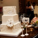 130x130 sq 1455992577085 wedding cake and piano