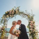 130x130 sq 1476319600657 bride and groom arch