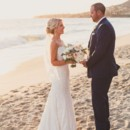 130x130 sq 1476319621713 bride and groom  beach