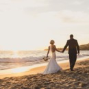 130x130 sq 1476319821481 sunset beach bride and groom