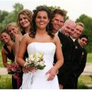 130x130 sq 1344704742640 weddingparty