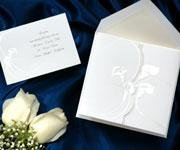 Stocker Wedding Invitation photo