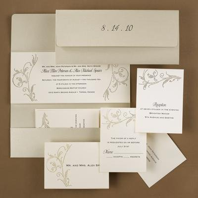photo 4 of Stocker Wedding Invitation