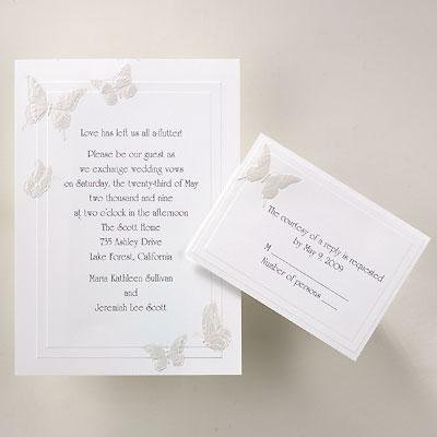 photo 5 of Stocker Wedding Invitation