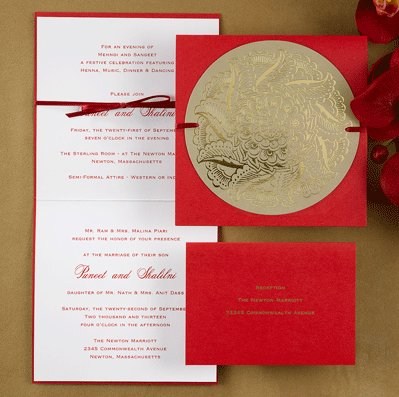 photo 16 of Stocker Wedding Invitation