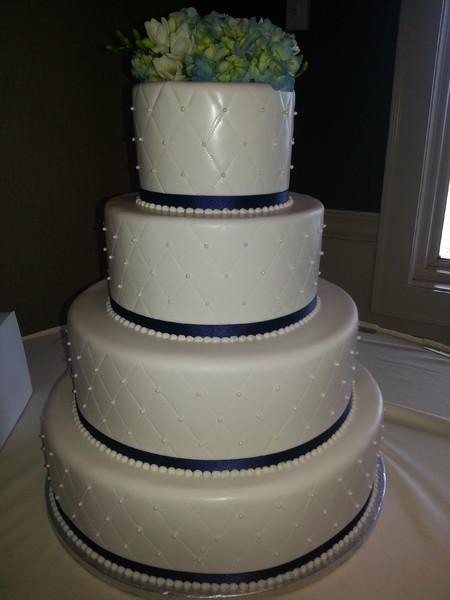 Gluten Free Wedding Cake Cincinnati