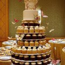 130x130 sq 1239113033741 weddingcupcaketiermainfull