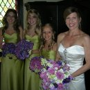 Lovely ladies and Vibrant bouquets