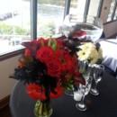 130x130 sq 1385064275537 brides and bridesmaids bouquet