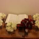 130x130 sq 1390390638245 bride and bridesmaids bouquet