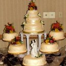 130x130 sq 1238985622383 fall2008baborstormweddingcake