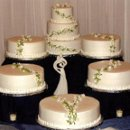 130x130 sq 1253662488671 summer2009zackshelleysweddingcake