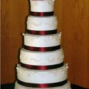 130x130 sq 1292033289769 fall2010markangiesweddingcake