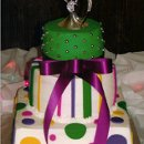 130x130 sq 1322614636173 summer2011michaelangelasweddingcake