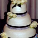 130x130 sq 1370999059283 spring 2013   aimee and gavins cake