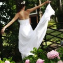 130x130 sq 1443034445752 belle rose gardens with bride and hydrangeas