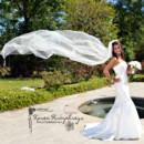 130x130 sq 1443034770775 belle rose grounds brides veil in breeze