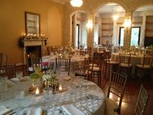 220x220 1475085642697 la maison dining room   lace overlays