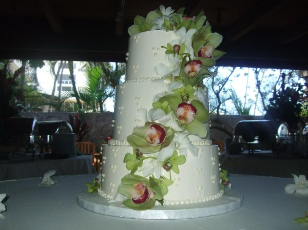 wedding cake honolulu aloha cakery llc honolulu hi wedding cake 22821