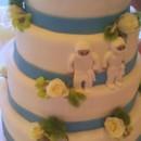130x130 sq 1371496531895 ninja wedding cake