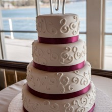 220x220 sq 1371496553008 waitts minges wedding cake picture 3