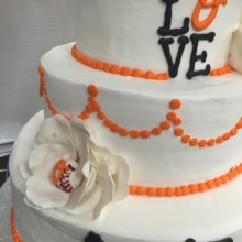 220x220 sq 1462999757243 orioles wedding cake