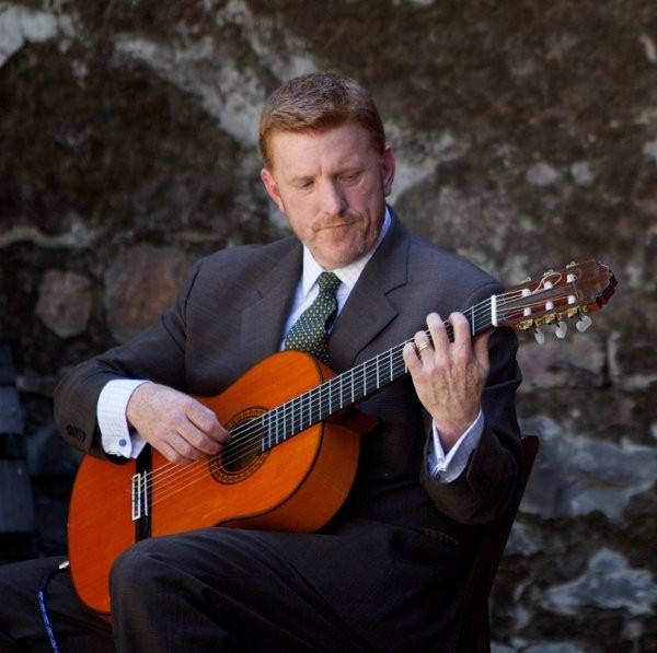 Mike Mccall Spanish Guitarist Ceremony Music San