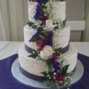 130x130 sq 1463095651496 wedding fresh flower drape eggplant ribbon