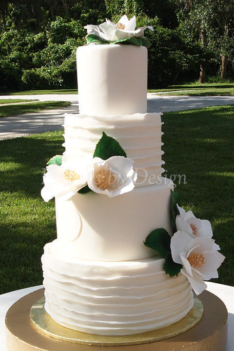 wedding cakes sarasota pastries by design wedding cake florida tampa st 25434