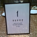 130x130 sq 1415804633438 table numbers with song quotes