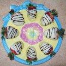 130x130 sq 1240782916651 easterchocolatestrawberries