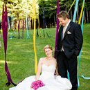 130x130 sq 1351446993917 colorfulribbonweddingdomainemargellelaurenbrooksphotography3