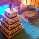 130x130 sq 1482277065489 scroll and crowne royal cakes edited