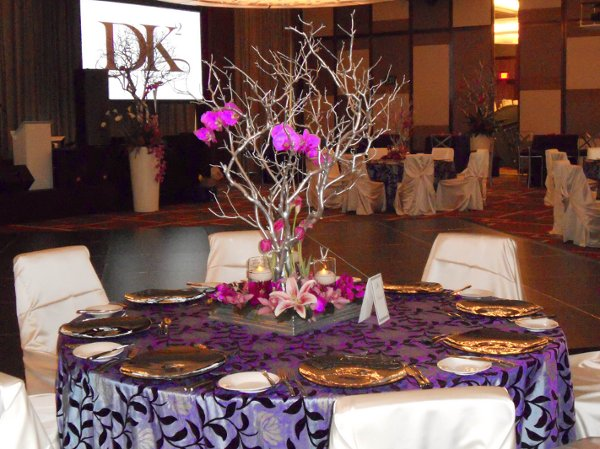 photo 2 of Las Vegas Event Flowers & Decor