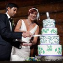 Professional Photographer Wedding Cake Photo