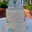 130x130 sq 1342879662253 beachweddingcake