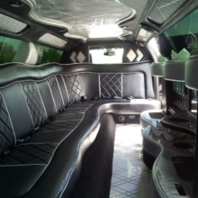 220x220 sq 1467408440651 10 pax limo interior picture 2