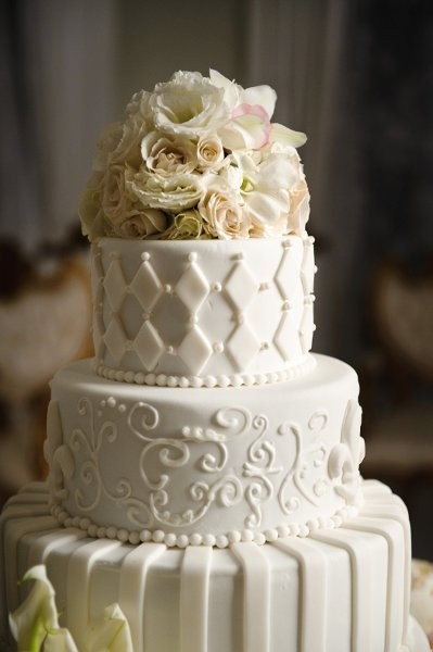 Fairy Dust Cakes Wedding Cake Denham Springs LA WeddingWire